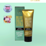 Billion Dollar Smile Charcoal Tooth Polish - bělící zubní pasta s uhlím