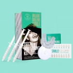 Billion Dollar Smile Mini LED Teeth Whitening Kit - MINI LED sada na bělení zubů