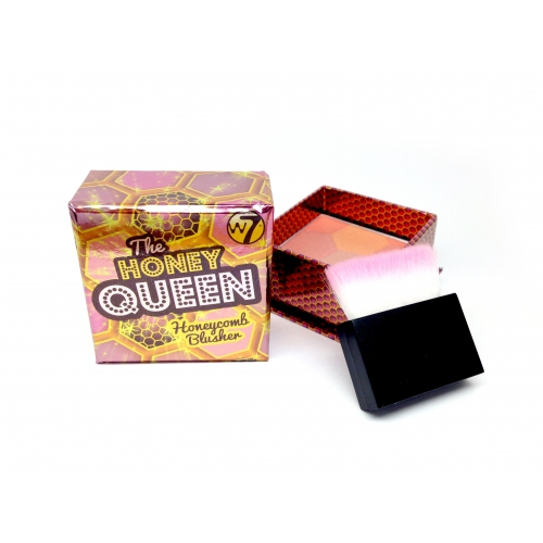 W7 HONEY QUEEN - bronzer a tvářenka