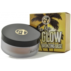 W7 MAKE-UP AND GLOW - podkladová báze a bronzer