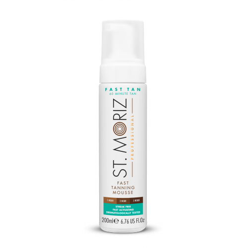 St. Moriz Fast Self Tanning Mousse